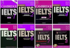Cambridge IELTS 1-8