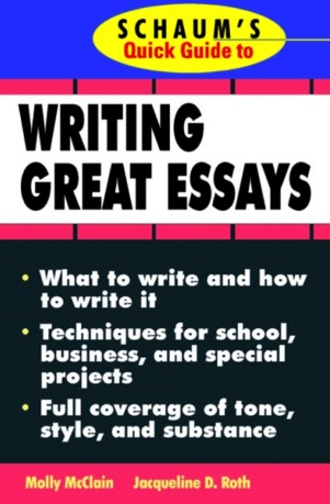Quick Guide to Writing Great Essays
