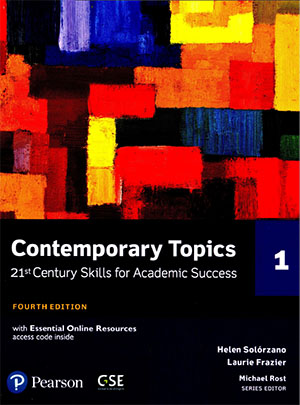 دانلود کتاب Contemporary Topics: Fourth Edition