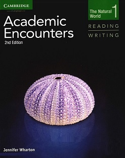 Academic Encounters Reading and Writing 2nd Edition, SB - TB Level 1