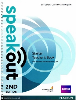 Speak Out 2nd Edition, Techer